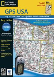 National Geographic GPS USA